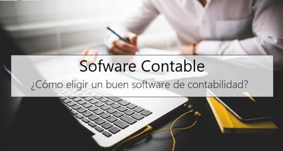 ¿Qué software de contabilidad debo usar?
